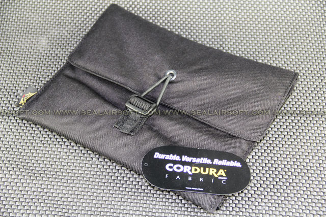 FLYYE Cordura iPad Molle Cover Bag - Black