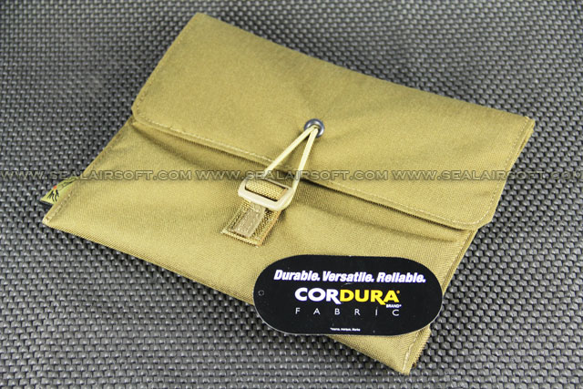 FLYYE Cordura iPad Molle Cover Bag - Coyote Brown