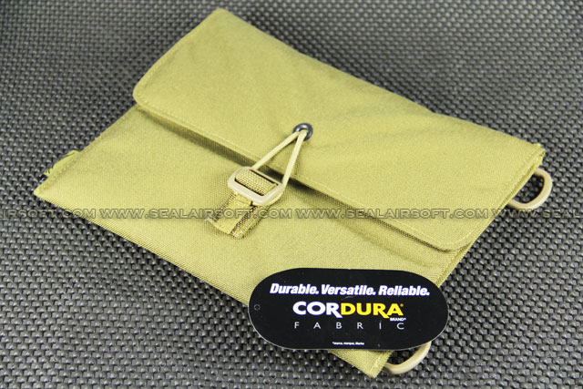 FLYYE Cordura iPad Molle Cover Bag - khaki