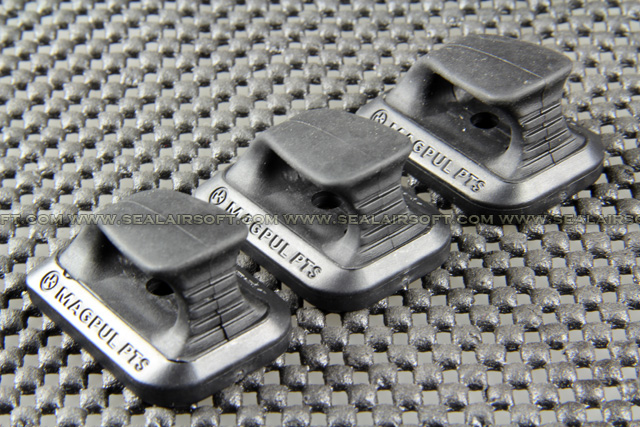 MAGPUL PTS Speed Plate For Tokyo Marui GBB Glock Magazine Series MAGPUL-038-BK