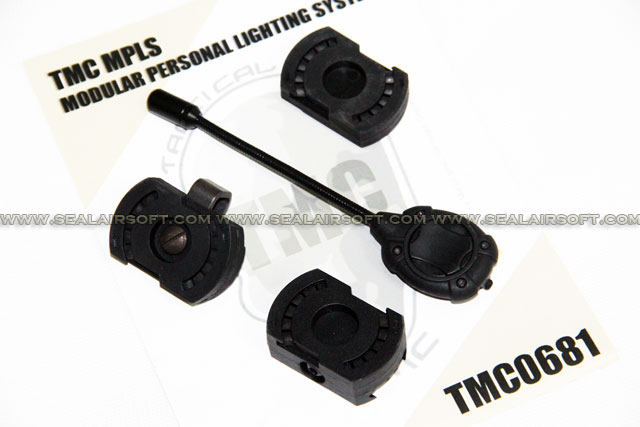TMC MPLS Modular Personal Lighting System (Black)