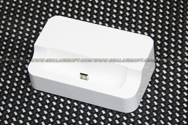 Dock Cradle Charger Adapter Base Holder for Samsung Galaxy S3 S2 SII i9300 White