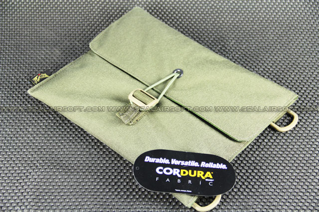 FLYYE Cordura iPad Molle Cover Bag - Ranger Green