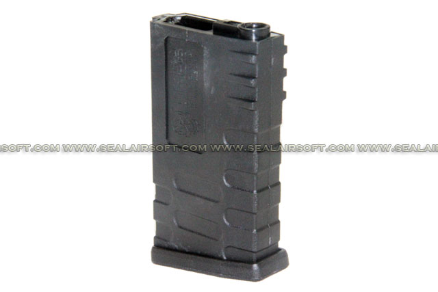 Hakkotsu 190 Rounds U MAG (Black) For APS AER AEG Series HAKO-AER022B