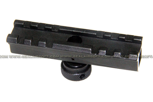 SE Carry Handle 20mm See Though Short Rail For Weaver Picatinny Rail SE-15A-8