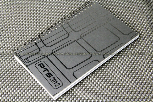 Magpul PTS Catalog 2012 Note Book