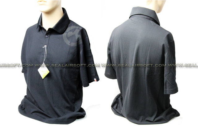 Magpul PTS Polo Shirt (2nd version) - Black
