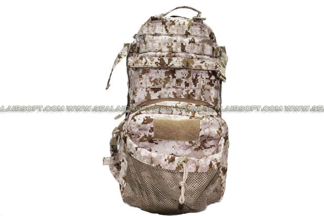 Precise Emerson Outdoor Military Tactical Backpack 2595g Style Seals 3-days Pack Backpack marpat Desert Em8619