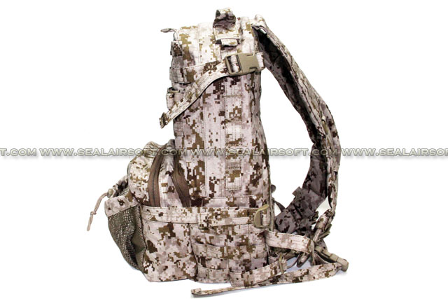 Em8619 Precise Emerson Outdoor Military Tactical Backpack 2595g Style Seals 3-days Pack Backpack marpat Desert