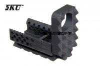 5KU SAS Front Kit For Marui WE G17 / G18C, Army G17 Airsoft GBB 5KU-GB-285