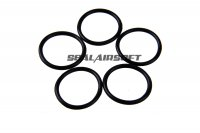 Army Force Airsoft O-ring For Marui G17 G18C GBB Gas Magazine (5Pcs)