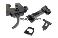 Army Force Trigger and Hammer Set For Well / WE AK74 GBB AF-AKG010