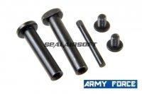Army Force Metal Receiver Lock Pin Set For M4 Series AEG AF-EX006