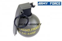 ARMY FORCE M67 Simulator Hand Grenade Dummy (Gas Charger) AF-GD002