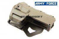 Army Force Tactical Holster For Marui G17 / G18C (Tan) AF-HL020B