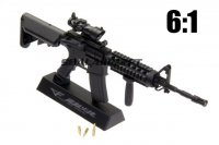 Army Force Mini Model Gun - M4A1 (1:6) AF-MC0035