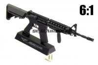 Army Force Mini Model Gun - M16 (1:6) AF-MC0036