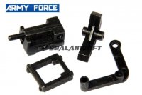 Army Force Trigger Box Parts Set For WELL G55 / Maruzen MP5K GBB SMG AF-MP5004