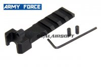 System 7 GBB SMG AF-M11001 Army Force Front Sight For WELL G11 KSC M11A1