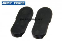 Army Force Rubber Stock Cover For P90 Series AEG AF-ST0008