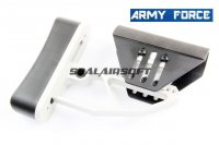 Army Force CNC Light Weight Full Adjust Stock For M4/M16 Series AEG (SV) AF-ST0031