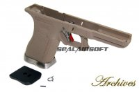 Archives Lower Polymer Body For WE G17 G18 G34 G35 Marui G17 G18C GBB TN AH0007