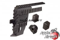 Apple Airsoft Sword Fish Strike Kit For Marui P90 TR/ PS 90 HC APPLE-RAS-P90S