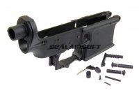 A.P.S. ASR Lower Receiver Set for M4 / M16 AEG Series APS-AER008-LR