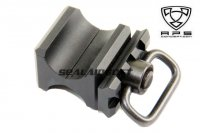 A.P.S. Tactical Picatinny Rail With Sling Swivel For CAM 870 Shotgun APS-CAM015