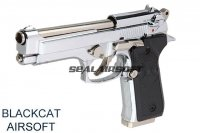 Blackcat Mini Non-Function Dummy Model Gun For Display - M92F BCA-MG-017