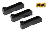 CYMA 30rd VSR10 Magazine For CM701 3PCS CYMA-C111-3PCS
