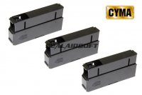 CYMA 20rd M24 SWS Bolt Action Magazine For CM702 3PCS CYMA-C112-3PCS