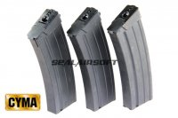 CYMA 500rds Hi-Cap Magazine For CYMA Galil CM043 Series CYMA-C.74-3PCS