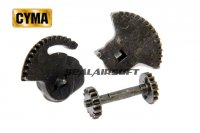 CYMA Metal Selector Gear Set For G36 AEG Series CYMA-HY116