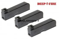 DEEP FIRE 30rd Airsoft Toy Magazine For VSR10 WELL MB02 MB03 MB07 MB10D MB11D DF-MA002-3PCSD