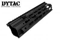 DYTAC G Style 10.5inch SMR Rail For WE 416 AEG/GBB (Black) DY-RAS14-WE-BK