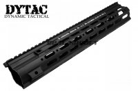 DYTAC G Style 14.5inch SMR Rail For WE 416 AEG/GBB (Black) DY-RAS15-WE-BK