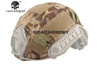 EMERSON Tactical Fast Helmet Cover (Kryptek Highlander) EM-HC-8825E-HLD
