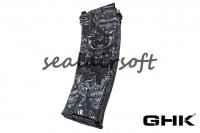 GHK 50rd Gas Magazine for AK-74 / AKS-74U GBB (Samurai) GHK-MAG-AK74-GAS-SAM