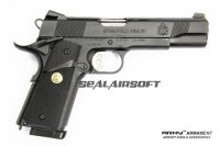 ARMY M.E.U. Full METAL GBB (R27 M1911 Series) ARMY-GN-R27BK