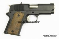ARMY R45 (DETONICS .45) GBB Pistol (Full Metal / black) ARMY-GN-R45BK
