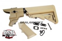 G&P M870 PA Grip w/ Stock (B, Sand) GP-COP043-S