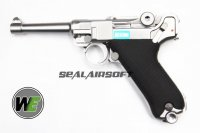 WE Luger P08 4
