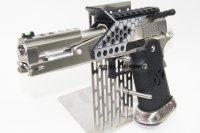 Armorer Works HX2202 5.1 Dragon GBB Pistol with mount (Silver)