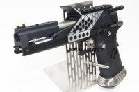 Armorer Works HX2202 5.1 Dragon GBB Pistol with mount (Black)