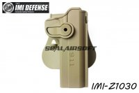 IMI Defense Roto / Retention Paddle Holster For 1911 5 inch (Tan) IMI-Z1030-TN
