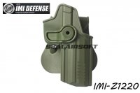 IMI Defense Roto / Retention Paddle Holster For H&K HK45/45C (Olive Drab) IMI-Z1220-OD