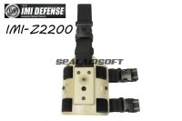 IMI Defense Tactical Drop Leg Platform (Tan) IMI-Z2200-TN
