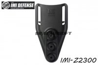 IMI Defense Low Ride Belt Attachment (Black) IMI-Z2300-BK