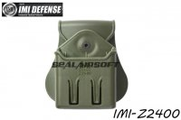 IMI Defense M4/M16 5.56mm Single Pouch Magazine (Olive Drab) IMI-Z2400-OD